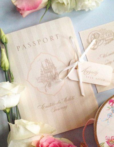 katie-sue-design-co-passport-to-paradise-romantic-wedding-invitation-vintage-postcard-2